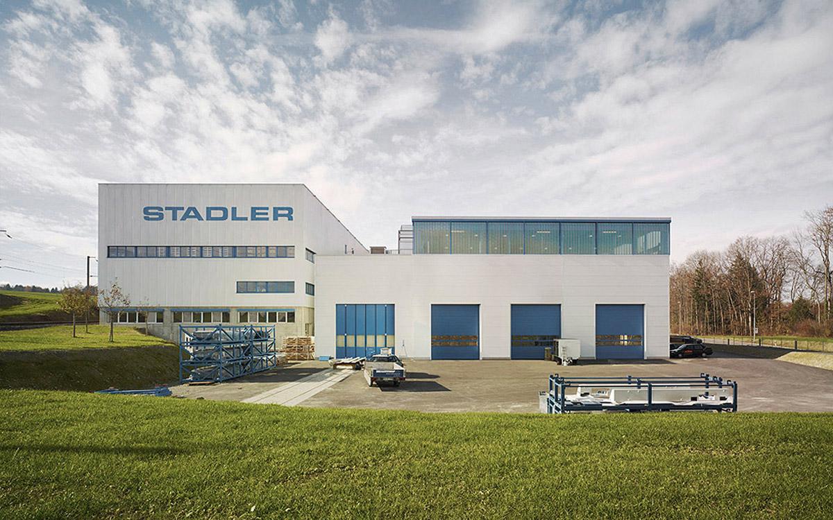 Stadlerrail ryf partner architekten ag - Stadler architekten ...